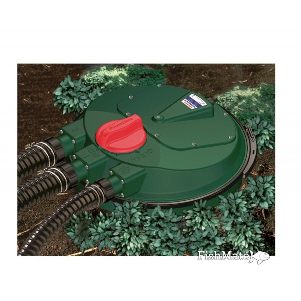 Fishmate Pressurised UV Pond Filter: 30000 PUV
