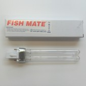 FishMate Bulb UV-C Lamp: 9W For Fish Mate 5000