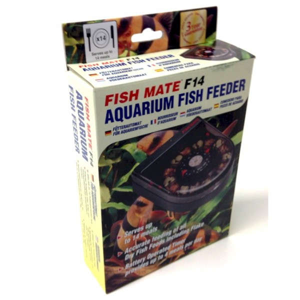 Fishmate F14 Aquarium Feeder