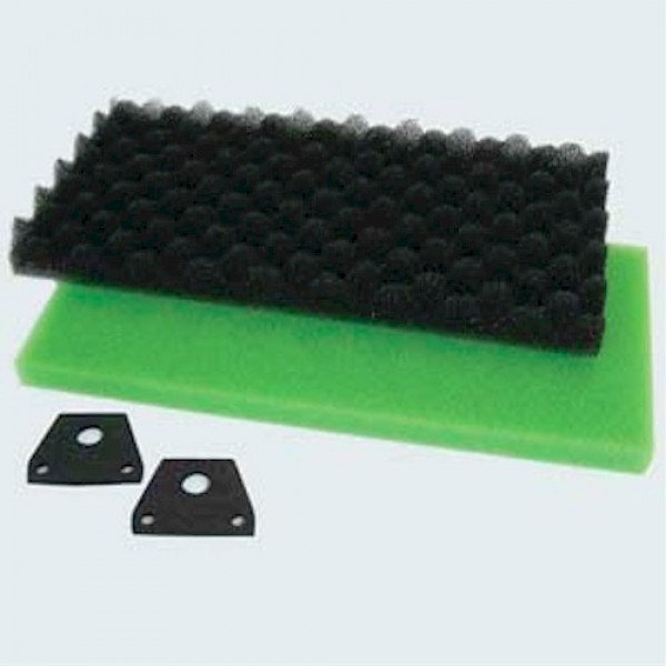 Fishmate filter foam 4000 6000 guv pond filter for Pond filter accessories