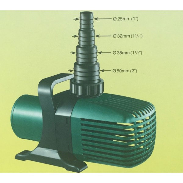 FishMate Pond Pump: 18000