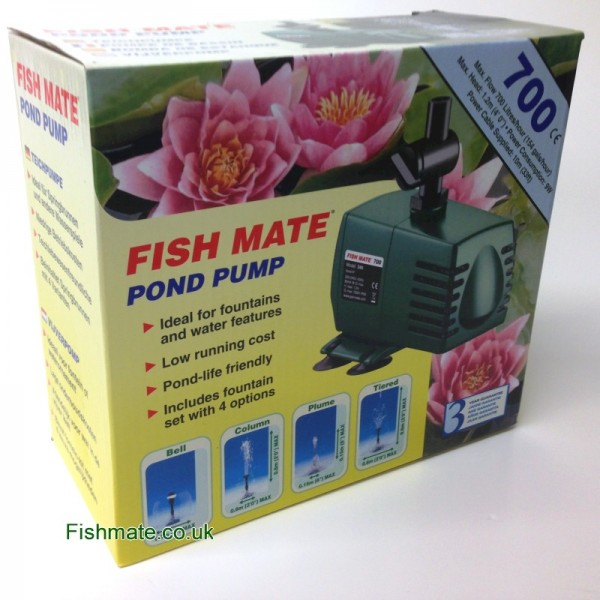 Fish Mate Pond Pump: 700