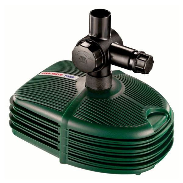 Fish mate pond pump 4000 for Fish pond pumps