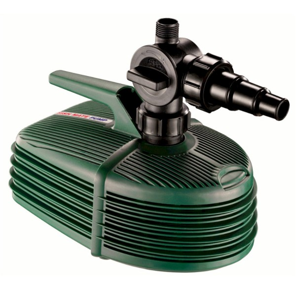 Fish mate pond pump 7000 for Fish pond pumps