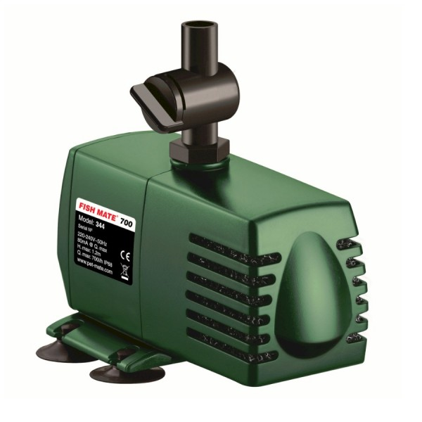 Fish mate pond pump 700 for Fishpond filters and pumps
