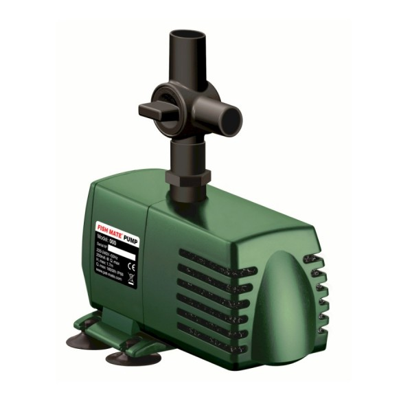 Fish mate pond pump 1500 for Fishpond filters and pumps