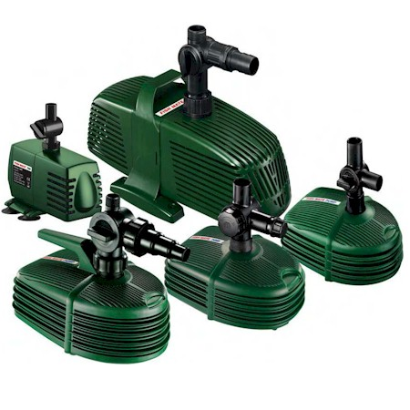 Fishmate pond pumps for Pond equipment